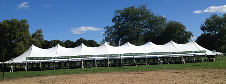 Tent Sizes & Tent Sizes - Big Top Tents | 847.336.9199